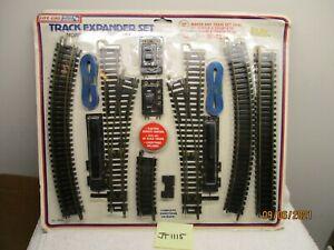 JT1115 Life-Like HO 8650 Track Expander Set Code 100 Brass