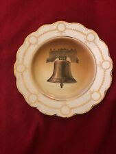 Vintage Liberty Bell Johnson Bros Tatler 540 9� Collector Plate