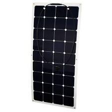 Solar Panel Semi Flexible 120W/12V, Mono, Ultra Light Weight for RV's, boats