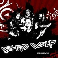 WHITE WOLF - LIVE IN GERMANY  CD NEU