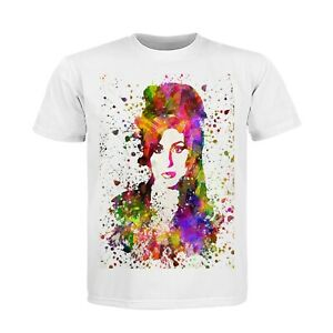 Amy Winehouse t shirt, Amy Poster on T shirt, Unofficial
