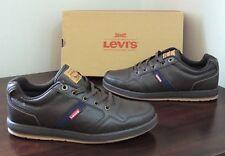$185 Men Levi's Lennox Millstone Performance Comfort Sneakers Shoes 10 517945-57