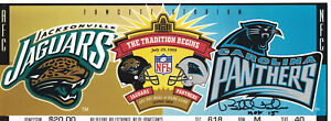 Bill Polian Signed 1995 NFL Hall Of Fame Game Commemorative Ticket BAS 32229