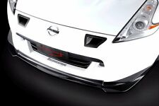 JDM Mine's Style Carbon Fiber Bumper Air Ducts Scoops for Fairlady 370Z Z34 Z33