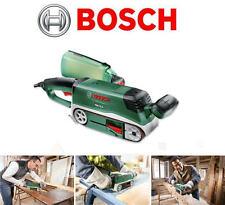 """BOSCH 3"""" 75mm x 533mm Belt Floor/Wall/Wood Sander 710w 240v+Sanding Sheet PBS75A"""
