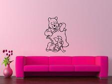 Wall Stickers Vinyl Decal Kid Cartoon Winnie the Pooh Decor Positive (ig1039)