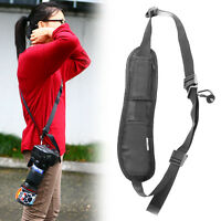 1*Rapid Quick Shooting Single Shoulder Neck Sling Belt Strap For DSLR SLR New