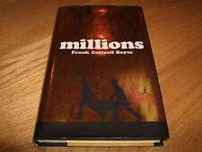 FRANK COTTRELL BOYCE-MILLIONS-1ST-2004-HB-F-UNREAD-MACMILLAN