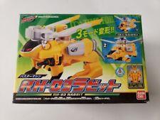 Power Rangers Sentai Go-Busters RH-03 RABBIT Robot Bandai Sealed