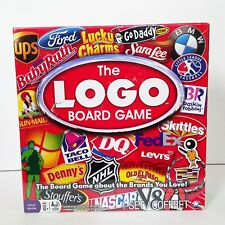 The Logo Board Game About The Brands You Love by Spin Master NIB