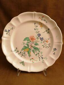 Piatto Società Ceramica Italiana Laveno, decoro a mano