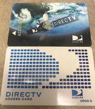 2 DirectTv satellite satelite Tv cable access card direct Tv 2005 & 2006