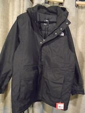 NWOT The North Face Carnic Hooded Insulated Parka Jacket Mens M Medium $224.99