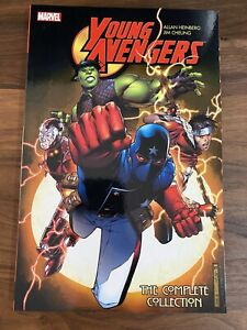 Young Avengers The Complete Collection 1 Collects 1-12 & Special #1 TPB, New