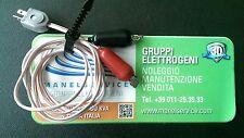 Cavo caricabatterie portatile per generatori di corrente Honda EU 10i, EU 20i
