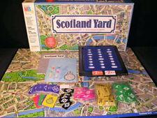 Scotland Yard Boardgame Vintage 1985 Milton Bradley Classic Detective [Complete]