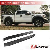 """5"""" Black Steel For 2004-2008 Ford F-150 Super Cab Side Steps Bars Running Boards"""
