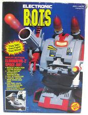 Electronic B.O.T.S Eliminator-2 Space-Bot Figure Vintage 1992 MIB ToyBiz