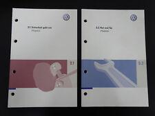 VW PHAETON MANUEL Câble Directives sécurité conseils et TAT 2005