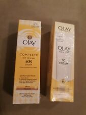 OLAY COMPLETE BB CREAM TINTED MOISTURISING CREAM MEDIUM BRAND NEW SEALED x 2.