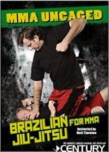NEW! Matt Thornton SBGi - Brazilian Jiu-Jitsu for MMA DVD - Vol 4 - BJJ