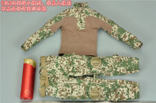 """SoldierStory SS 104 1/6 Scale KSM VBSS Camouflage uniform F12"""" Male Toys Action"""
