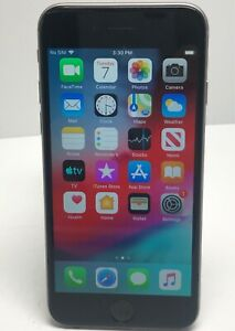 Apple iPhone 6 - 16GB Space Gray AT&T only  *AS-IS Won't hold charge* MV3478