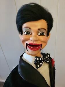 Jerry 'ELVIS' Mahoney Ventriloquist Dummy with *Moving Eyes*