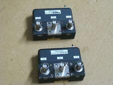 Joslyn Triax Rf relay 24 Vdc 2/units