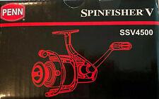 New Penn Spinfisher V Model 4500 (NEW)