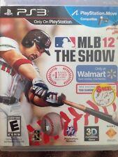 PLAYSTATION 3 MLB 12: la Show para PLAYSTATION 3 PS3 Béisbol Muy Buena 8E