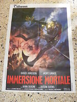Z5 MANIFESTO 2F IMMERSION MORTALE JANSSEN HOPE LANGE SUB DIVER SQUALO