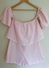 a4c2a7f50f7 River Island Playsuit Pink Jumpsuits   Playsuits for Women