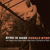 DONALD BYRD - BYRD IN HAND   VINYL LP NEU