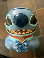 Lilo and Stitch Cup Mug with Flip Top Lid Collectible Souvenir Disney on Ice