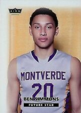 2015 RIMM FUTURE STAR BEN SIMMONS MONTVERDE COLLEGE NCAA ROOKIE BASKETBALL CARD