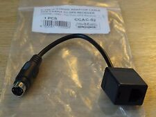 CCAC-02 Adaptor Cable GPS Tomtom Leadtek GNS PDA Carkit to GPS Reciever Adapter
