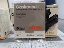 (66) Gastroccult Gastric Sample Occult Blood Test Kit [B6B4]