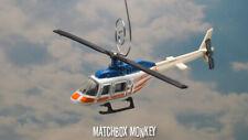 Bell Jet Ranger Helicopter Custom Christmas Ornament Heli Adorno Sky Aircraft