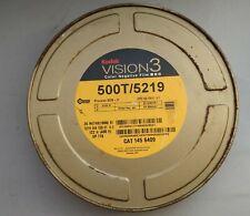 KODAK VISION 3 500T Color Negative Film 5219 / 35 mm x 122 (400 ft)