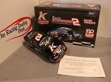 2001 Kerry Earnhardt Intimidators Michigan Win 1/24 Revell Diecast Autographed