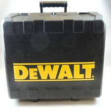 Dewalt Genuine OEM Carrying Case for 24V Circular Saw DW007 or DW007K