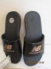 NEW BALANCE Pro Slide WOMEN'S  BLACK/ROSE GOLD Sandals Sz 7 NWT