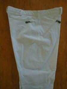 Pantalon équitation hommes EURO-STAR D 48/ US 32/F 42/ I 50/ GB 32 blanc Neuf!!
