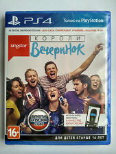 SingStar: Ultimate Party Playstation 4 PS4 PAL Brand New Factory Sealed