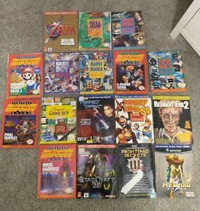 nintendo power magazines guides