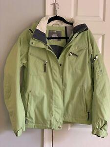 Women's Descente DNA Ski Jacket Size 10