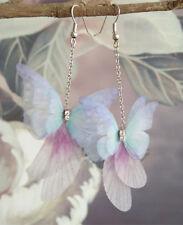 Women Ladies Girl Boho Bohemian Party Butterfly Fairy Dangle Earrings Ear drop