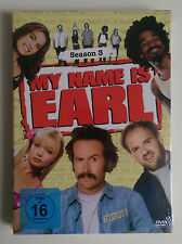 My Name Is Earl - Season 3 [ DVD-Set | 4 Discs | OVP ]