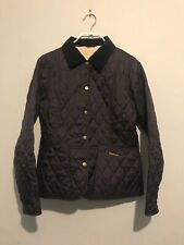 Women's Barbour Annandale Quilted Jacket, Navy , 12 UK